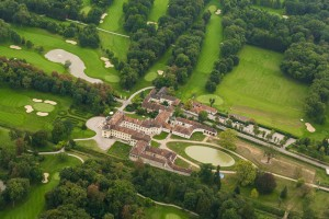 #Helicopterflight #SchlossSchoenborn