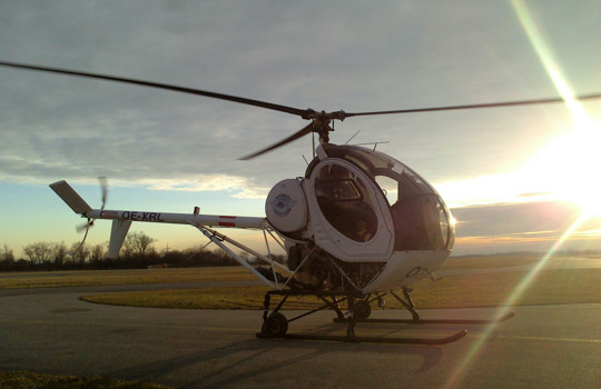 #Stockerau # Helicopter