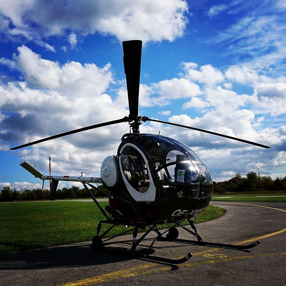 #Helicopter #Rundflug #Stockerau