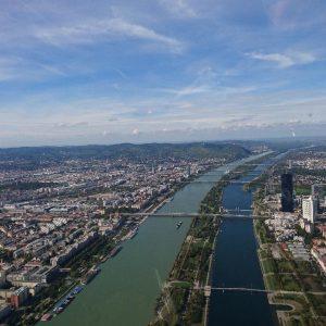 #Wien #Helicopter #Rundflug