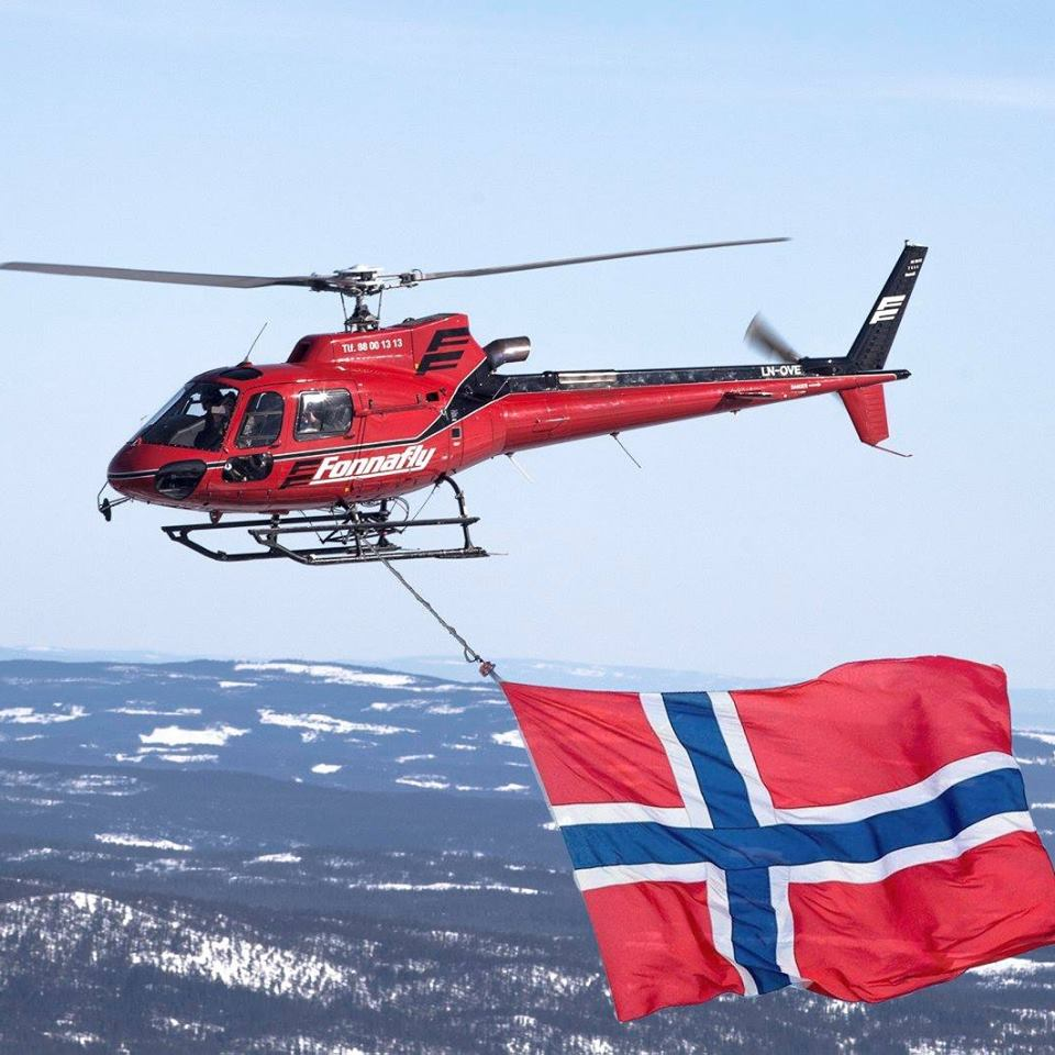 #Helicopter #Norway