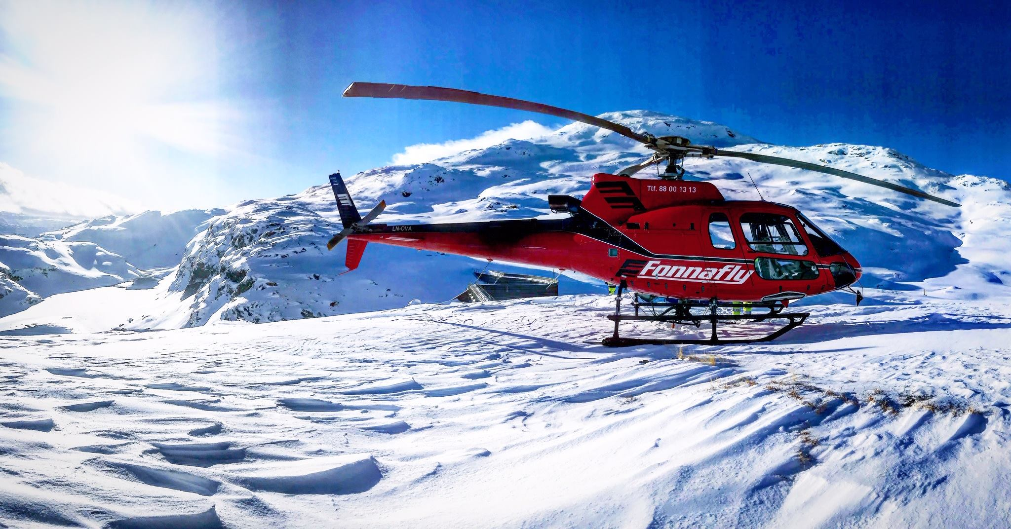 #helicopter #Mountain #Norway